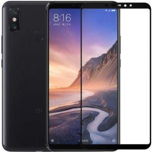 Защитное стекло для Xiaomi Mi Max 3 Mocolo (full glue) на весь экран Черное