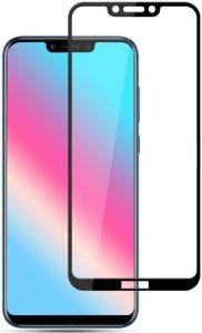 Защитное стекло для Huawei Honor Play Mocolo (full glue) на весь экран Черное