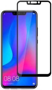 Защитное стекло для Huawei Mate 20 Mocolo (full glue) на весь экран Черное