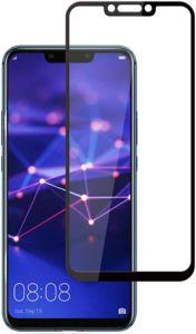 Защитное стекло для Huawei Mate 20 lite Mocolo (full glue) на весь экран Черное