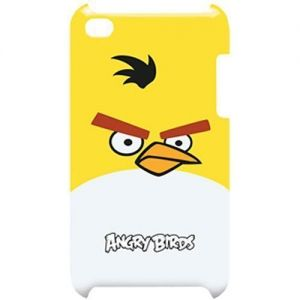 Чехол Angry Birds Protective Case Bird Yellow для iPod touch 4G (TCAB402)