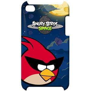 Чехол Angry Birds Protective Case Space Bird Red для iPod touch 4G (TCAS401G)