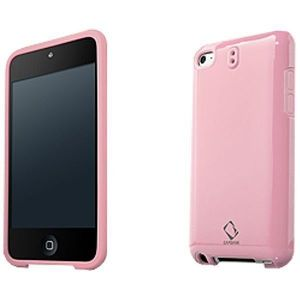 Чехол Capdase Polimor Protective Case Polishe Candy Pink/Candy Pink для iPod touch 4G (PMIPT4-51PP)