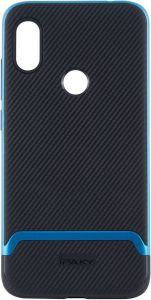 Чехол для Xiaomi Redmi Note 6 Pro iPaky TPU+PC Black/Blue