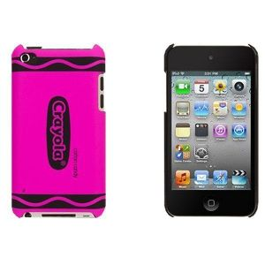 Чехол Griffin Crayon Classics Pink для iPod touch 4G (GB03444)