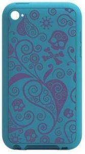 Чехол Ozaki iCoat Silicone Blue для iPod touch 4G (IC872BL)