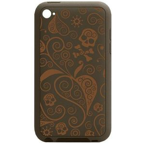 Чехол Ozaki iCoat Silicone Brown для iPod touch 4G (IC872BR)