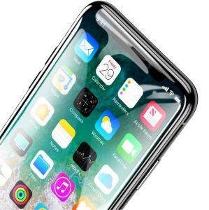 "Защитное 3D-стекло для iPhone XR (6.1"") Baseus 3D Arc 0.2mm Black (SGAPIPHX)"