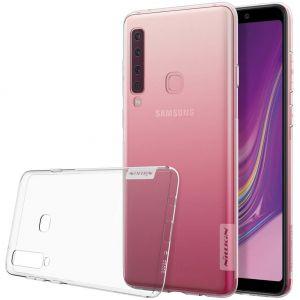 TPU чехол Nillkin Nature Series для Samsung A920 Galaxy A9 (2018) Бесцветный (прозрачный)