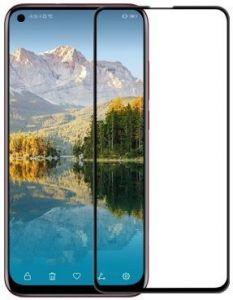 Защитное 3D-стекло для Huawei Nova 4 / Honor View 20 / V20 Nillkin Anti-Explosion Glass Screen (CP+ max XD) Черное