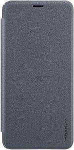 Чехол (книжка) для Samsung Galaxy A9 (2018) Nillkin Sparkle Series Black