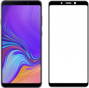 Гибкое ультратонкое 3D-стекло для Samsung Galaxy A9 (2018) Caisles Black