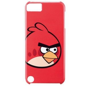 Чехол Angry Birds Protective Case Bird Red для iPod touch 5G (TCAB501G)