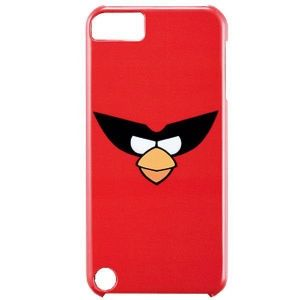 Чехол Angry Birds Protective Case Space Bird Red для iPod touch 5G (TCAS501G)