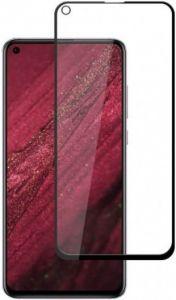 Защитное стекло для Huawei Nova 4 Mocolo (full glue) на весь экран Черное