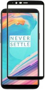 Защитное стекло для OnePlus 5T Mocolo (full glue) на весь экран Черное
