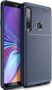 TPU чехол для Samsung Galaxy A9 (2018) iPaky Kaisy Series Blue