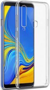 TPU чехол для Samsung Galaxy A9 (2018) iPaky Clear Series (+стекло) Transparent