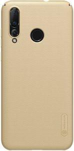 Чехол для Huawei Nova 4 Nillkin Super Frosted Shield Золотой