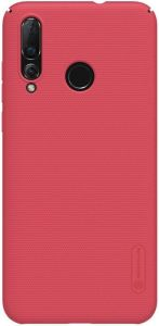 Чехол для Huawei Nova 4 Nillkin Super Frosted Shield Красный