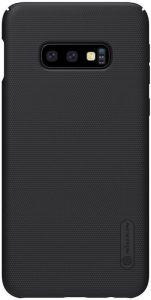 Чехол для Samsung Galaxy S10e G970 Nillkin Super Frosted Shield Черный