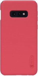 Чехол для Samsung Galaxy S10e Nillkin Super Frosted Shield Red