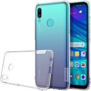 Чехол для Huawei P Smart (2019) Nillkin Nature Series Бесцветный (прозрачный)
