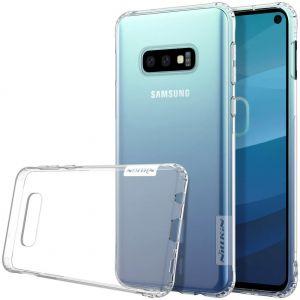 Чехол для Samsung Galaxy S10e (G970) Nillkin Nature Series Бесцветный (прозрачный)