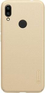 Чехол для Xiaomi Redmi Note 7 / Note 7 Pro / Note 7s Nillkin Super Frosted Shield Gold