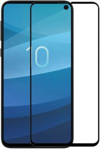 Защитное 3D-стекло для Samsung Galaxy S10e (G970) Nillkin Anti-Explosion Glass Screen (CP+ max 3D) Black