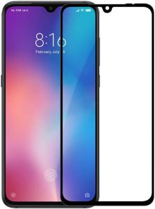 Защитное 3D-стекло для Xiaomi Mi 9 Nillkin Anti-Explosion Glass Screen (CP+ max XD) Black