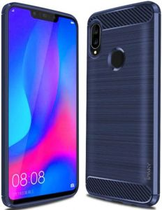 Чехол для Xiaomi Redmi Note 7 iPaky Slim Series Blue