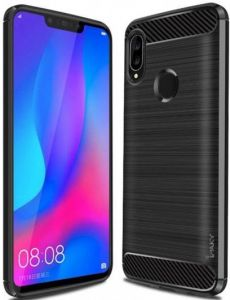 Чехол для Xiaomi Redmi Note 7 iPaky Slim Series Black