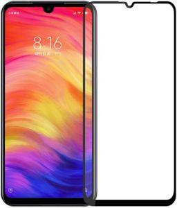 Гибкое ультратонкое 3D-стекло для Xiaomi Redmi Note 7 / Note 7 Pro / Note 7s Caisles Black