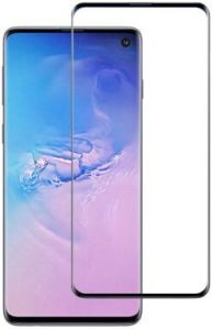 Гибкое ультратонкое 3D-стекло для Samsung Galaxy S10 Caisles Black
