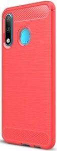 Чехол для Huawei P30 Lite iPaky Slim Series Red