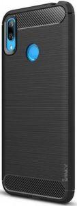 Чехол для Huawei Y7 (2019) / Huawei Y7 Prime (2019) iPaky Slim Series Black