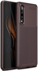 Чехол для Huawei P30 iPaky Kaisy Series Brown