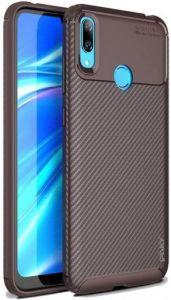 Чехол для Huawei Y7 (2019) / Huawei Y7 Prime (2019) iPaky Kaisy Series Brown