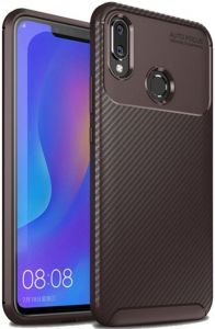 Чехол для Xiaomi Redmi Note 7 iPaky Kaisy Series Brown