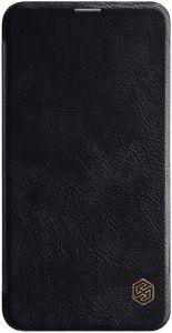 Кожаный чехол для Samsung Galaxy S10e (G970) Nillkin Qin Series Black