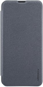 Чехол для Samsung Galaxy M20 Nillkin Sparkle Series Черный