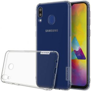 Чехол для Samsung Galaxy M20 Nillkin Nature Series Grey