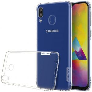 Чехол для Samsung Galaxy M20 (M205) Nillkin Nature Series Transparent