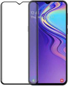 Защитное стекло на весь экран для Samsung Galaxy M20 Mocolo (full glue) Black