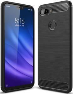 Чехол для Xiaomi Mi 8 Lite / Mi 8 Youth (Mi 8X) iPaky Slim Series Black