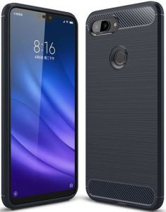 Чехол для Xiaomi Mi 8 Lite / Mi 8 Youth (Mi 8X) iPaky Slim Series Blue