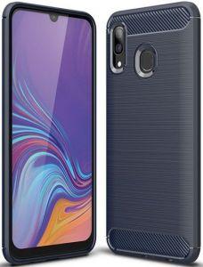 Чехол для Samsung Galaxy A20 / A30 iPaky Slim Series Синий