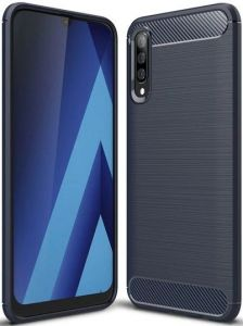 Чехол для Samsung A505F Galaxy A50 iPaky Slim Series Синий