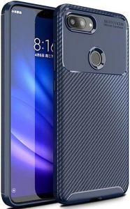 Чехол для Xiaomi Mi 8 Lite / Mi 8 Youth (Mi 8X) iPaky Kaisy Series Blue